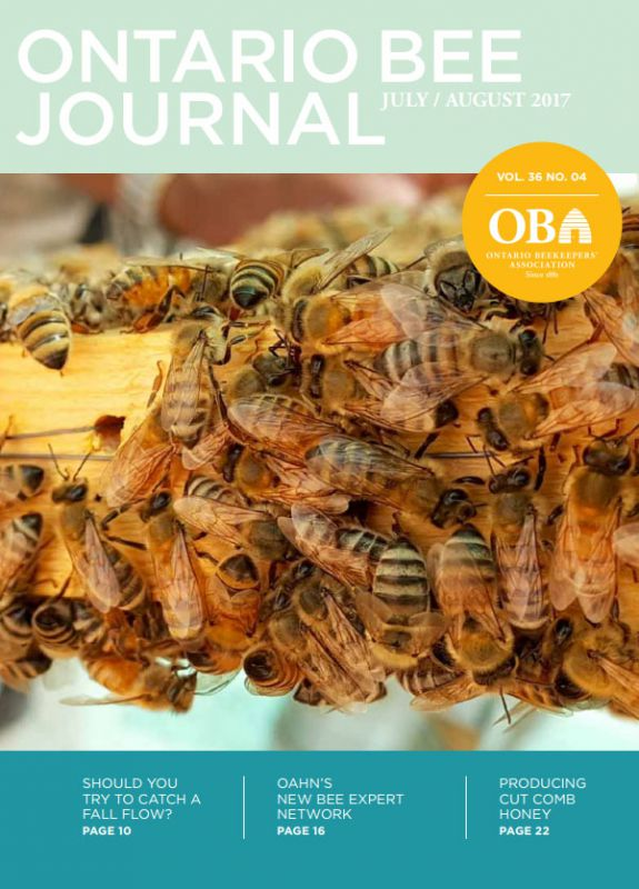 The Ontario Bee Journal - July 2017