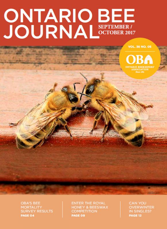 The Ontario Bee Journal September 2017