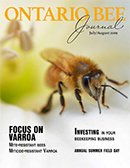 The Ontario Bee Journal July-August 2019