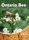 The Ontario Bee Journal May 2013