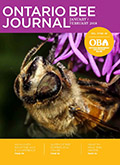 Ontario Bee Journal cover