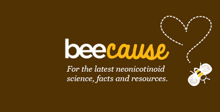 Beecause - For the lates neonicotinoid science, facts and resources