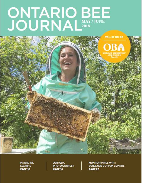 The Ontario Bee Journal May-June 2018