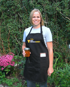 100% Ontario Honey Apron