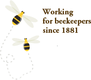 Working for all beekeepers since 1881